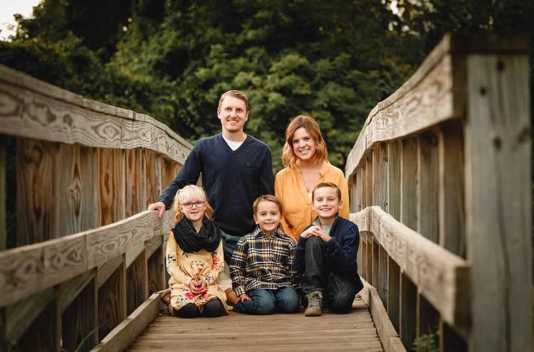 bob marsh and family